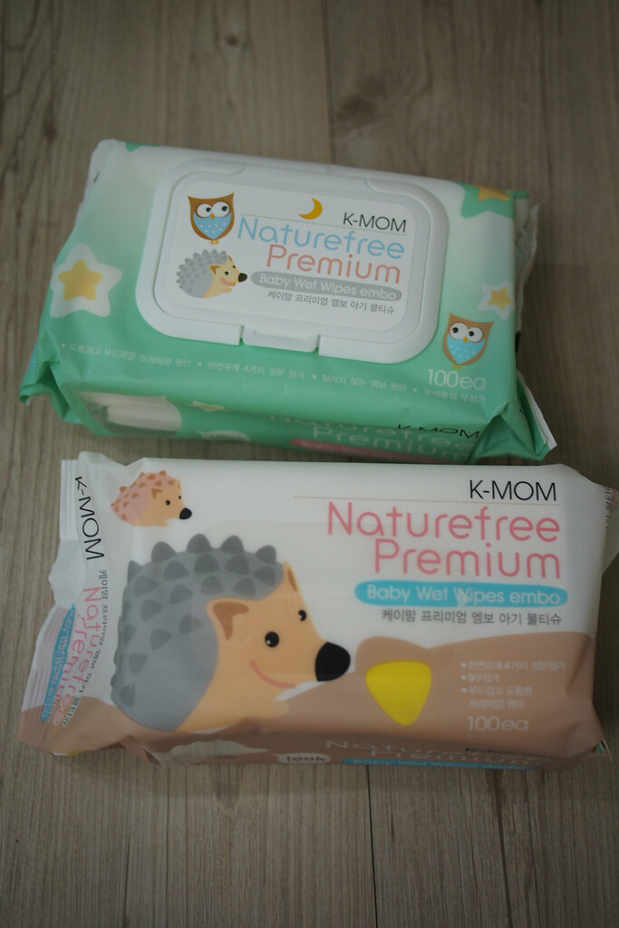 有機自然幼兒濕紙巾(100張) -0
