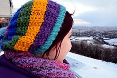 art, clothing, purple, knitting, beanie, cap, crochet, knit cap, headgear,