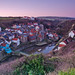 Up the creek at Staithes (without a paddle?)