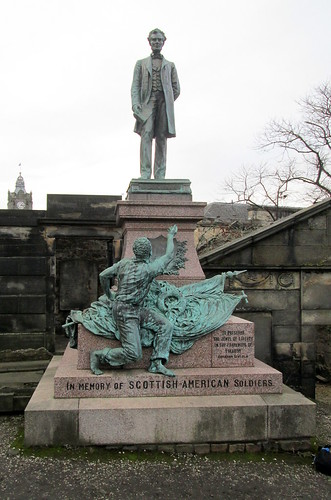 Scottish American Soldiers Memorial