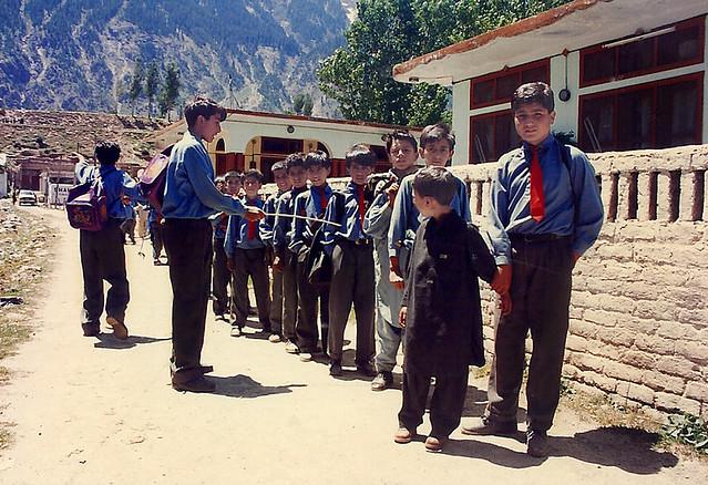 3371 School prefects uuugh !!!--Kohistan , Pakistan