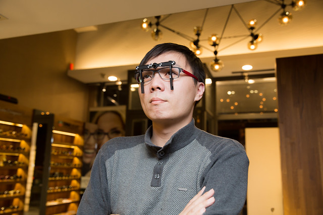 眼鏡新配推薦分享 – MARKUS T + 蔡司 3C 數位鏡片 + 保視力專業眼鏡 @3C 達人廖阿輝