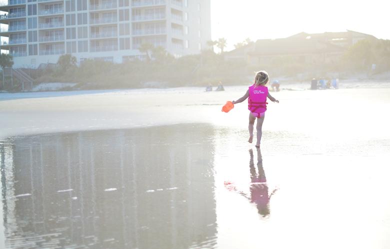 Vacation on New Smyrna Beach, Florida