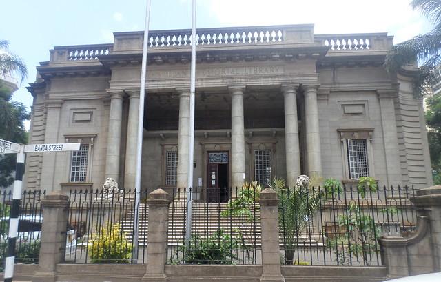 McMillan Memorial Library_Nairobi Kenya