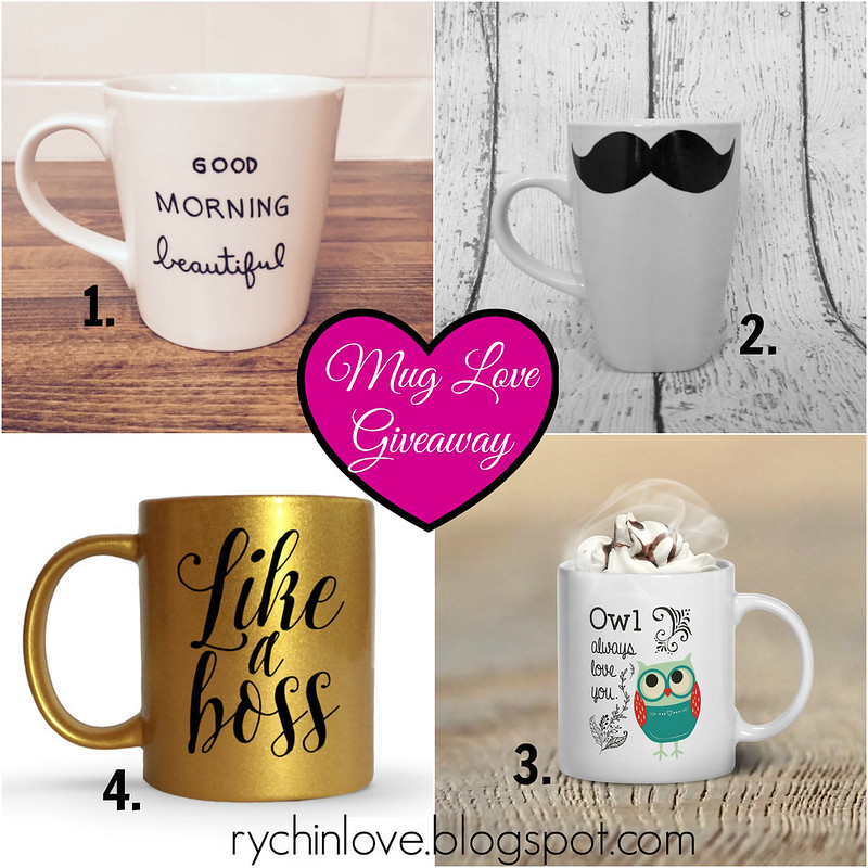 Mug Love Giveaway on Rych In Love