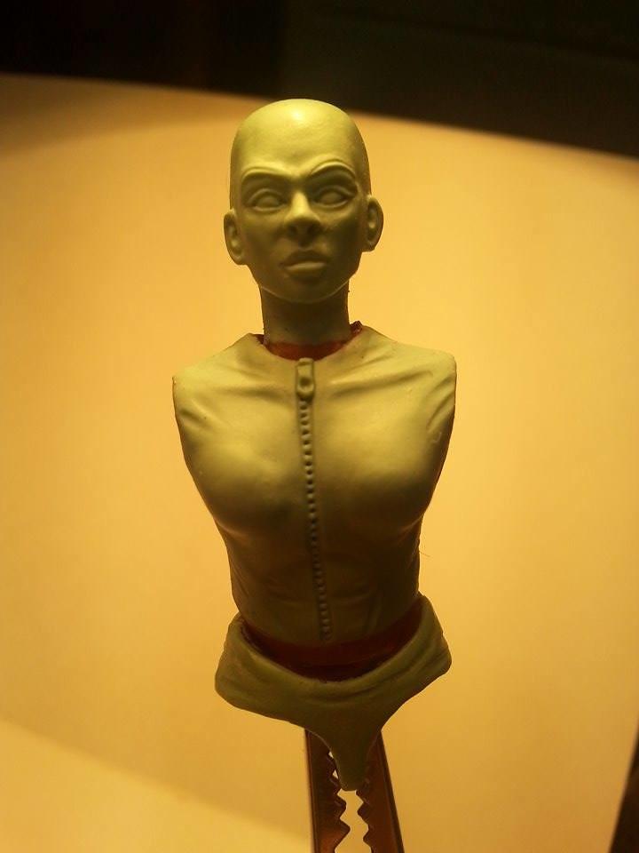 The FEMALE sculpt by KREXX 16452035172_d75c105b6e_b