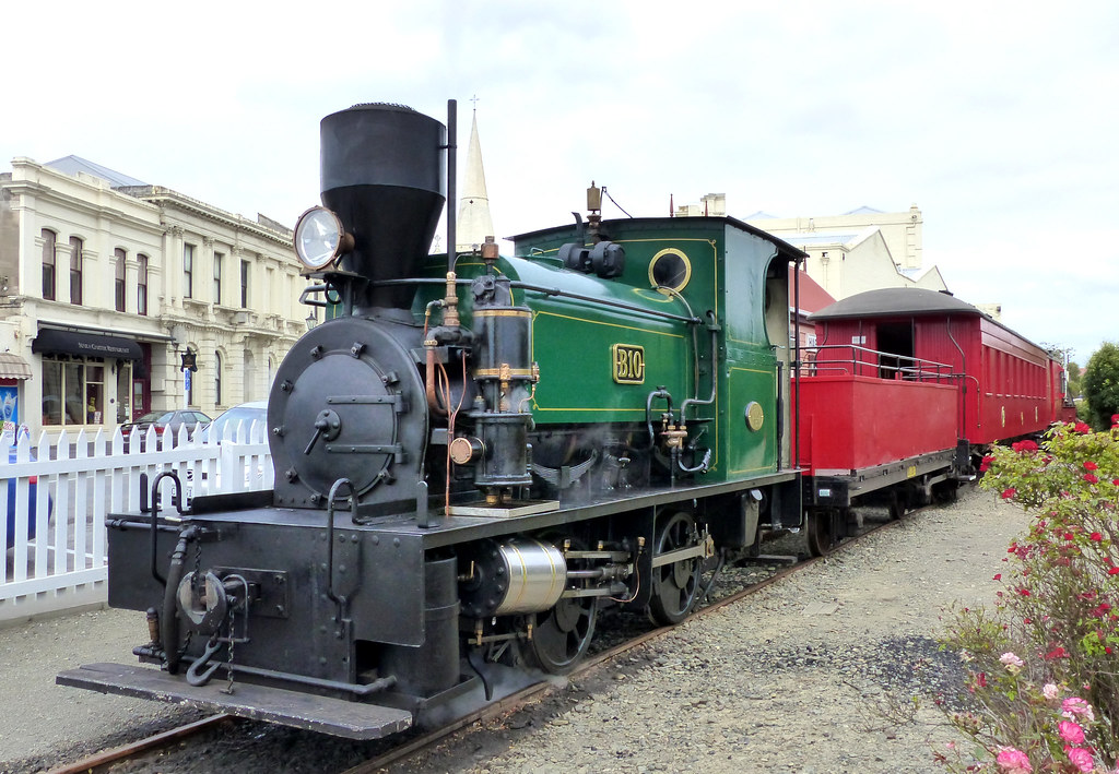 Oamaru Steam and Rail B10.