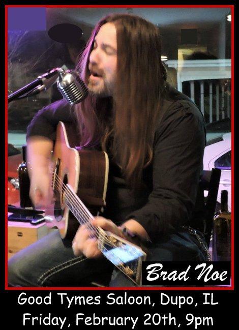 Brad Noe 2-20-15