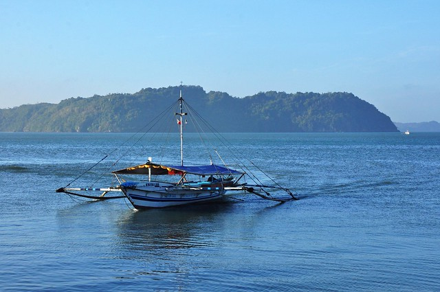 Boat Ride to Guimaras Island