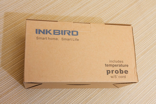 packaging for the Inkbird ITC-308 Temperature Controller