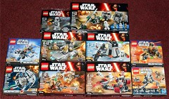 Lego - Recent Star Wars Purchases