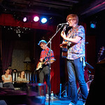 Mon, 23/05/2016 - 1:11pm - Brett Dennen and his band perform for an audience of WFUV Members at The McKittrick Hotel (home of Sleep No More), 5/16/16. Hosted by Carmel Holt. Photo by Gus Philippas