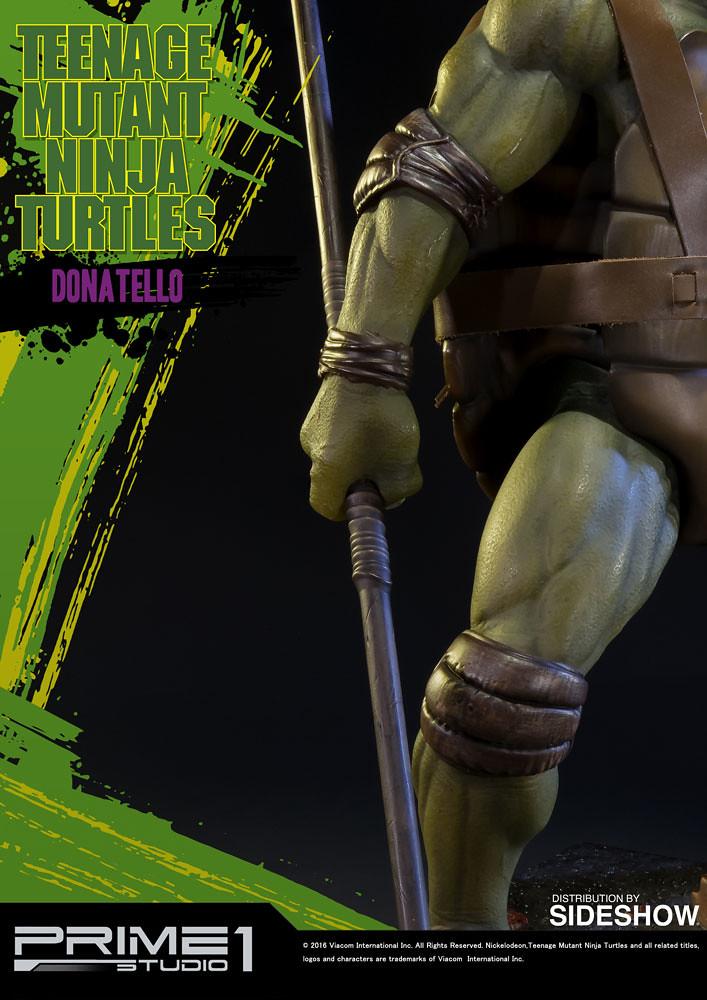 Prime 1 Studio 1990 忍者龜【多納太羅】TMNT Donatello 1/4 比例全身雕像