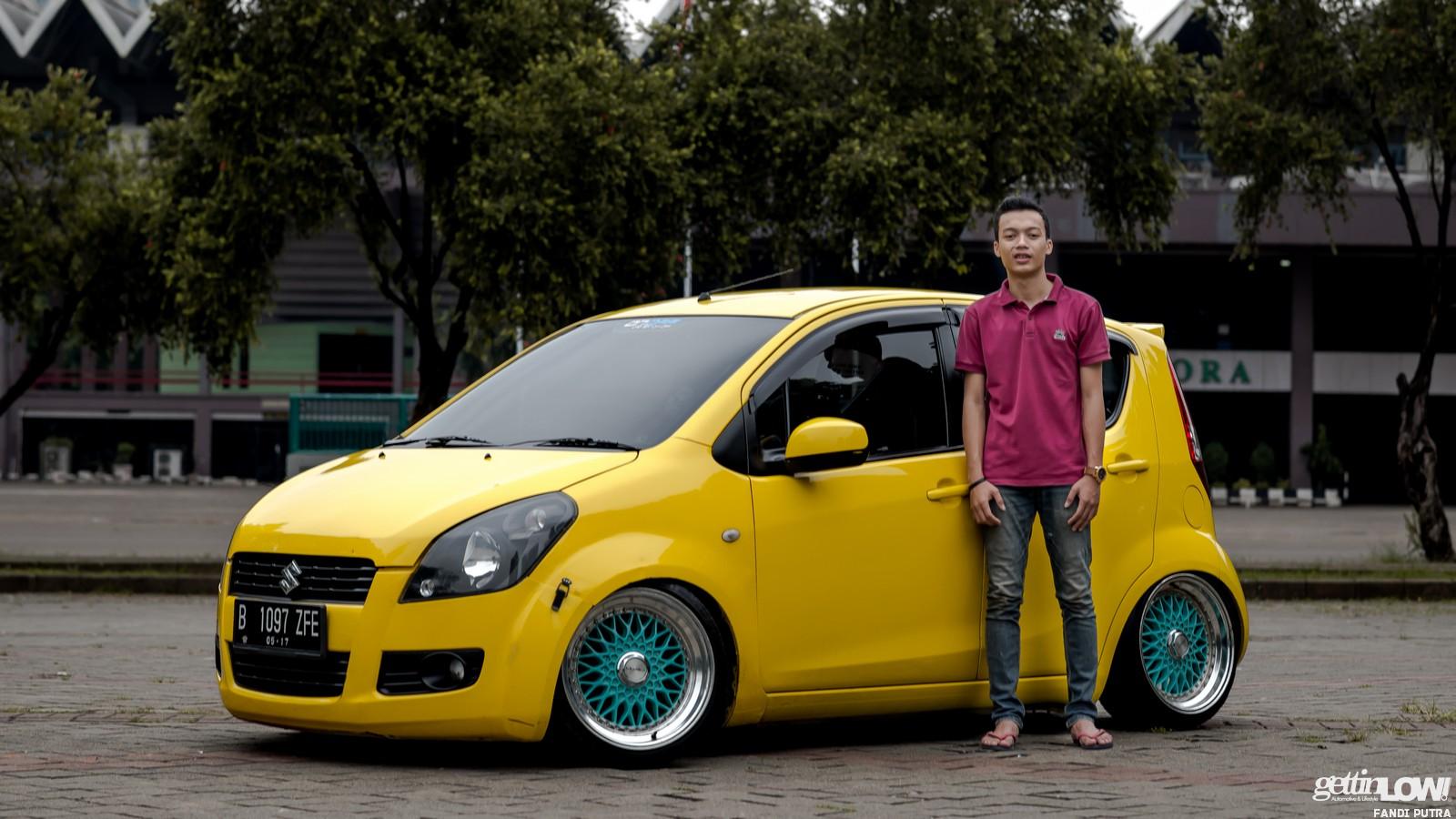 Bagas Suzuki Splash