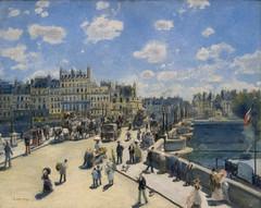 Pont Neuf Paris, 1872