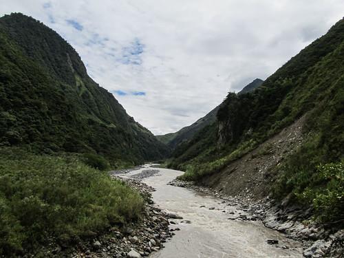 Baños: el Rio Pastaza