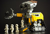 Wall-e stormtrooper conveyor belt