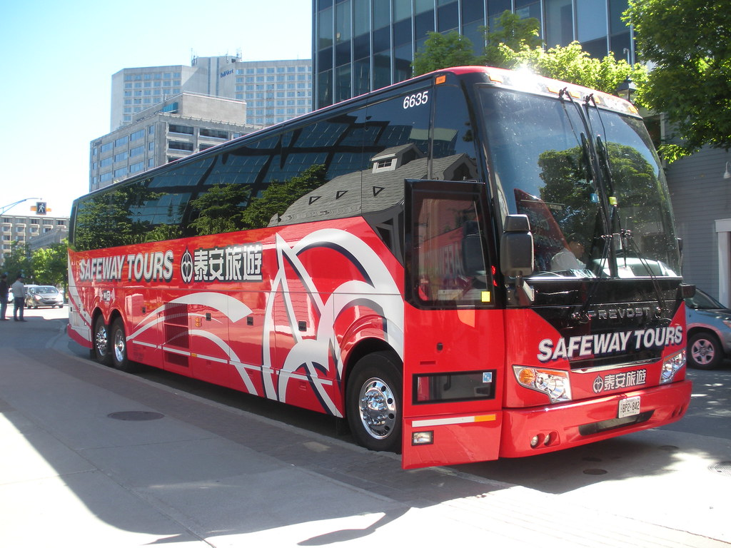 Safeway Tours - Page 9 - General Motorcoach Discussion