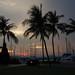 Sunset @ Raflles Marina