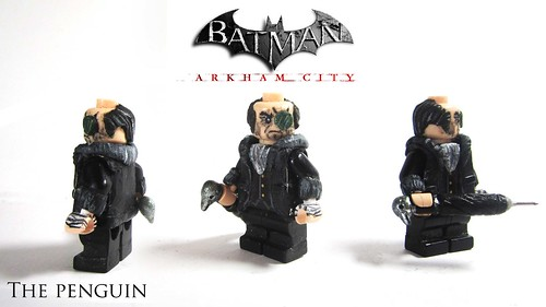 Arkham City-The Penguin