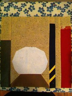 PoD quilt 1 square 1
