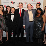 WFUV Gala 2013: WFUV News Dept. with Sam Donaldson and Charles Osgood