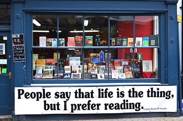 Bookshop, Hay on Wye