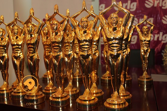 8728586183 fcacc8a027 z Photos: Funny Face, Rahim Banda and other winners finally get their Ghana Movie Awards statuettes
