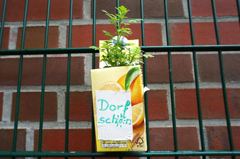 Guerilla Gardening Hamburg