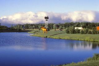 Wisconsin   -   Black River Falls    -   Arrowhead Ledge     -    5 July 1984