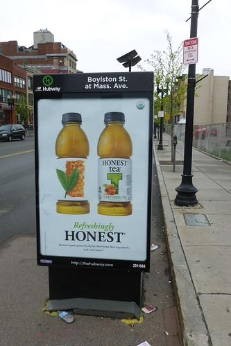 Honest Tea's Reach is Impressive