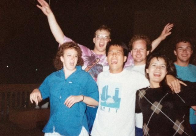 1989 Graduation Eve