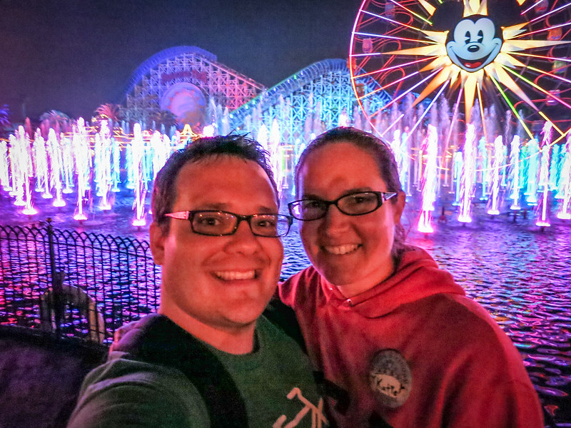 After World of Color