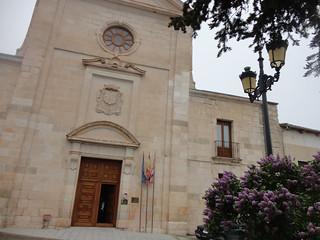 Palacio de los Condes, en Fuentidueña.
