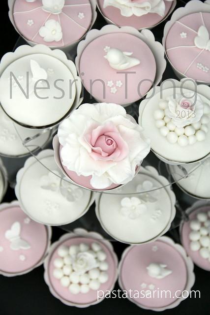weddıng cupcakes