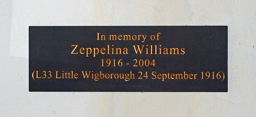 Zeppelina Williams 2004