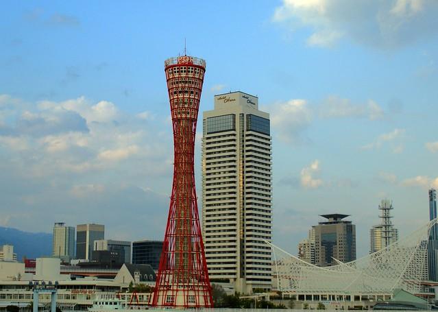 神戸ポートタワー (Kobe PortTower)