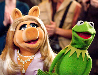 Kermit & Miss Piggy - Inspiration