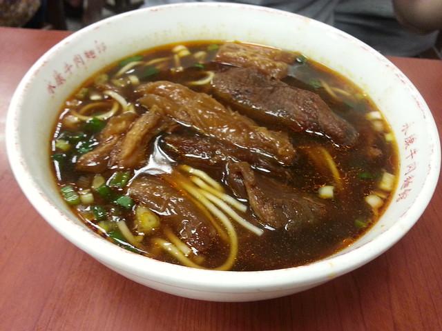永康街牛肉麵