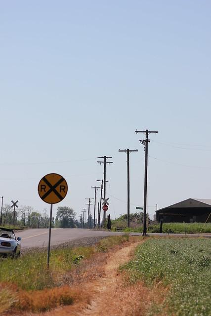 R&R Crossroads Train