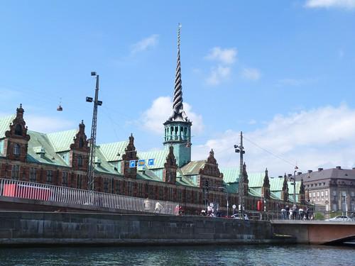 Foto de la Bolsa de Copenhague