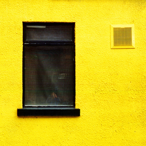 yellow wall by pho-Tony