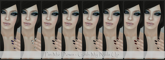 World Goth Fair - Manicure Time (3)