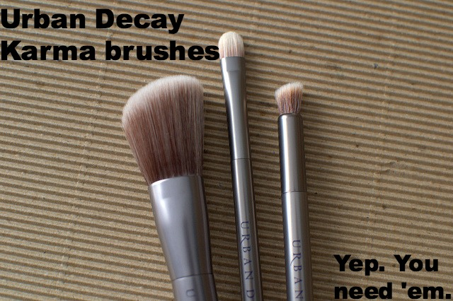 3 More Reasons To Love Urban Decay...their brushes!