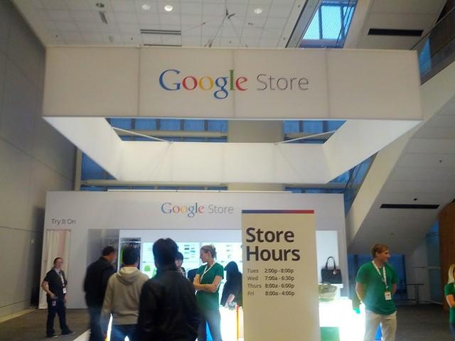 5. Google Store - Yansen Kamto
