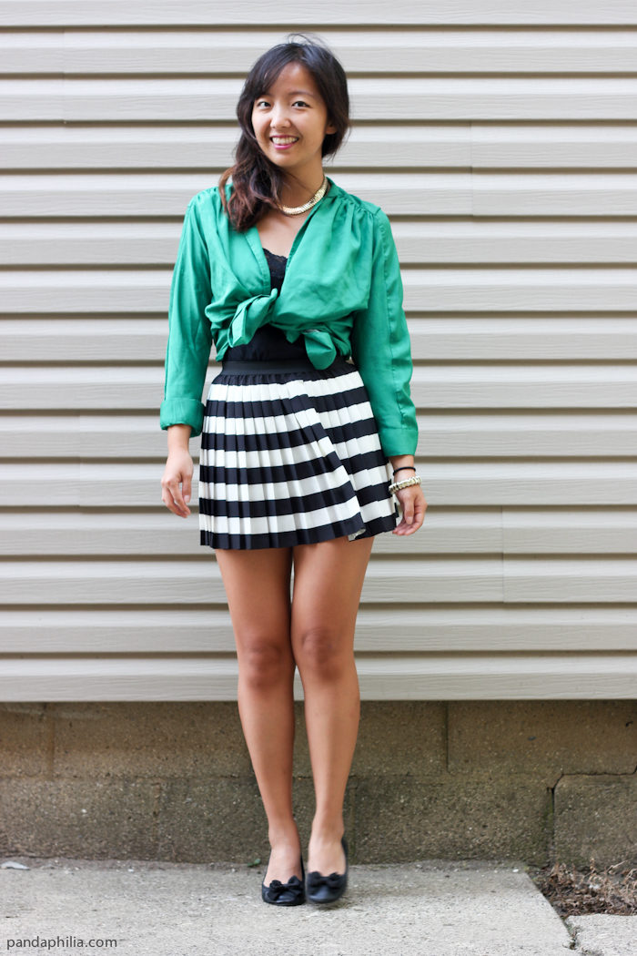 cute st. patty's outfit