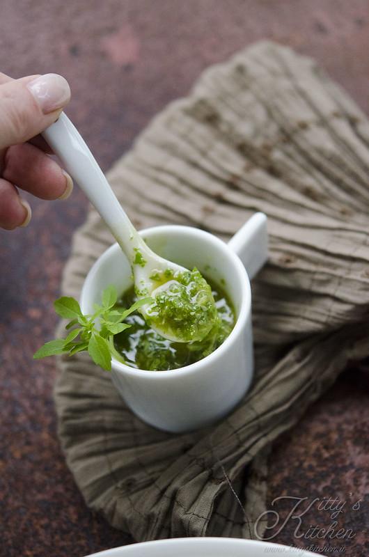 zucchini noodle salad_6455