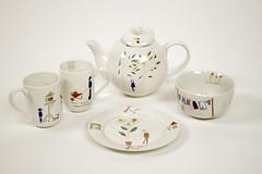 A Tea Scene