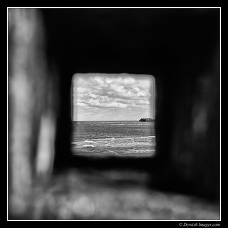 Framed Seascape