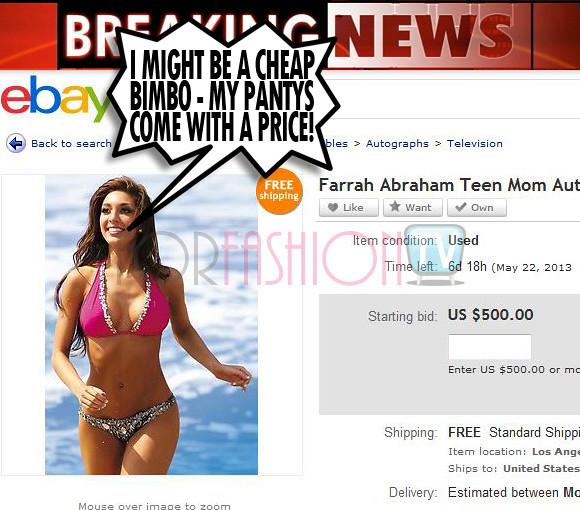 farrah abraham backdoor teen mama sex tape